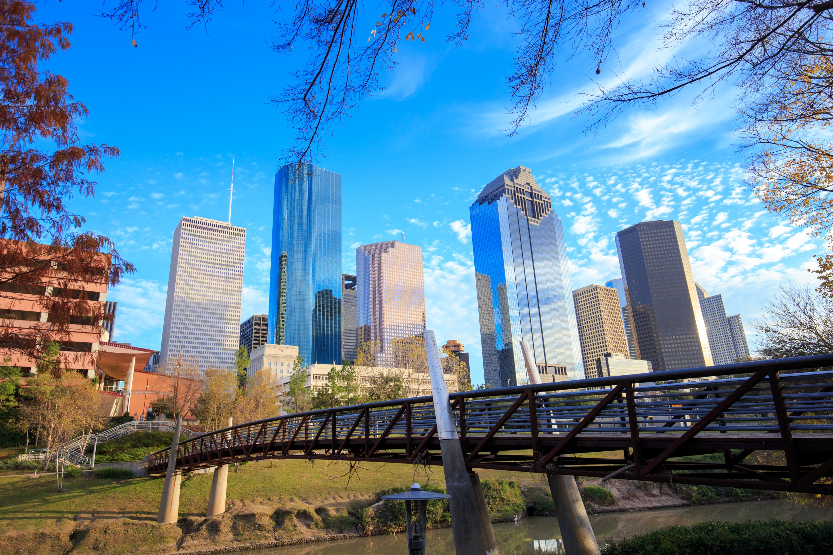A Corporate Office Move to Houston