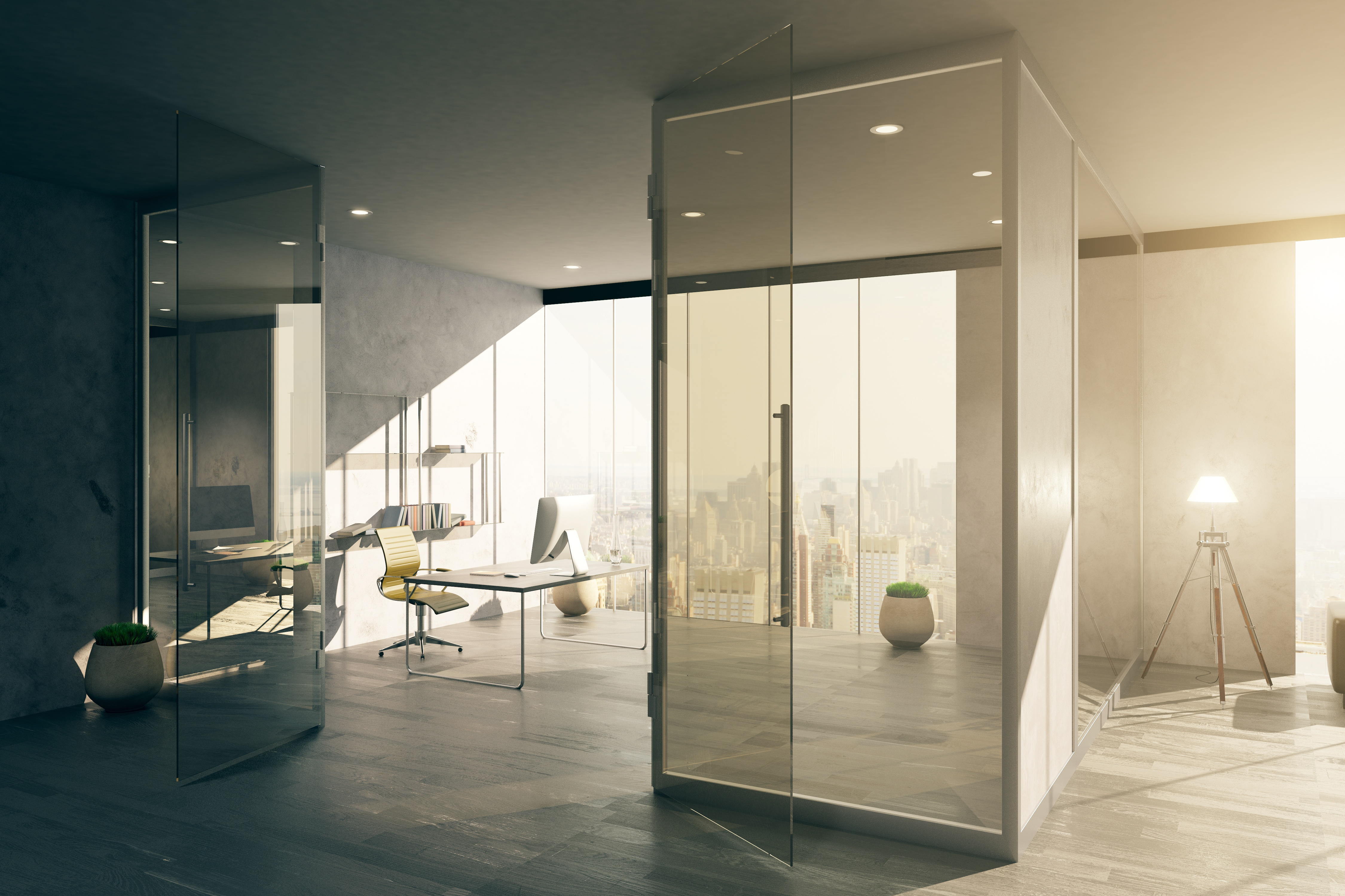 Use Office Modular Walls in Your Next Office Renovation