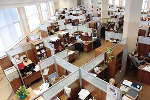 Can You Convert Cubicles into Open Workspace?