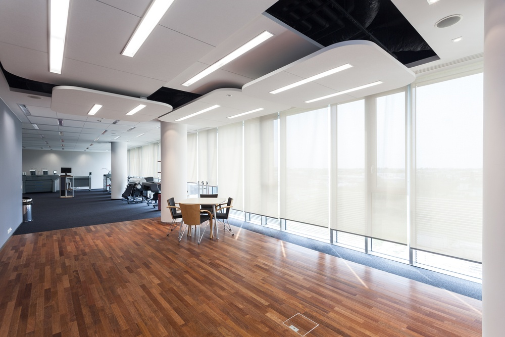 office design on a budget