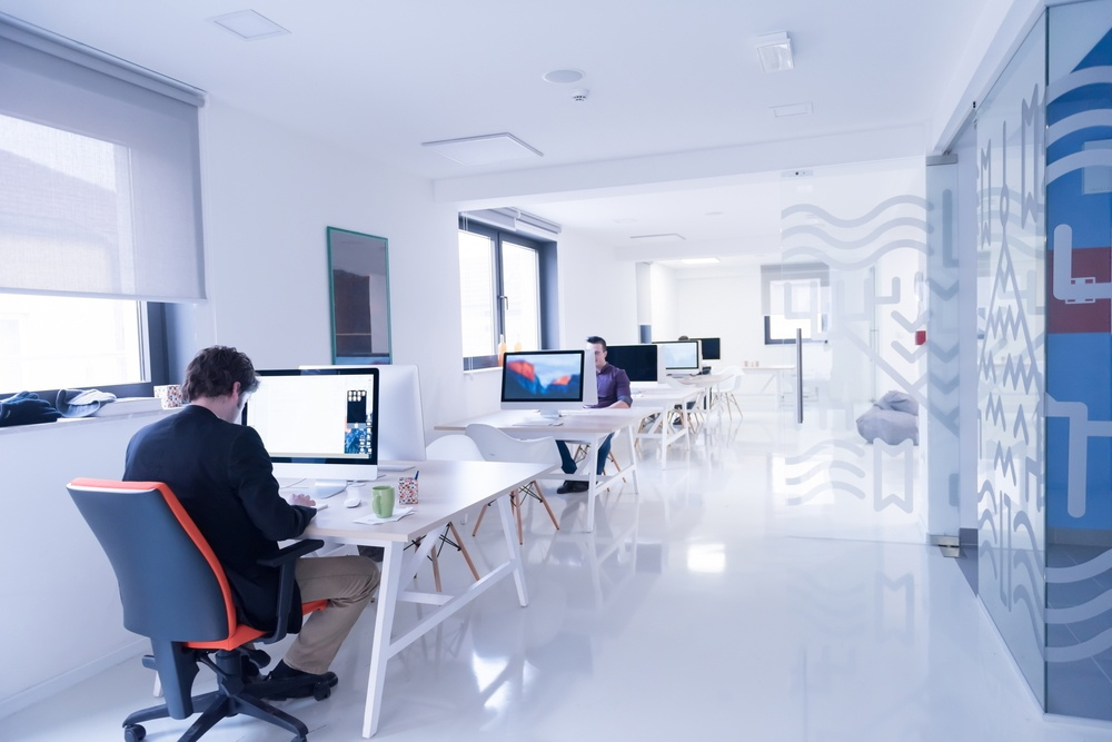 Co-Working Office Space Planning