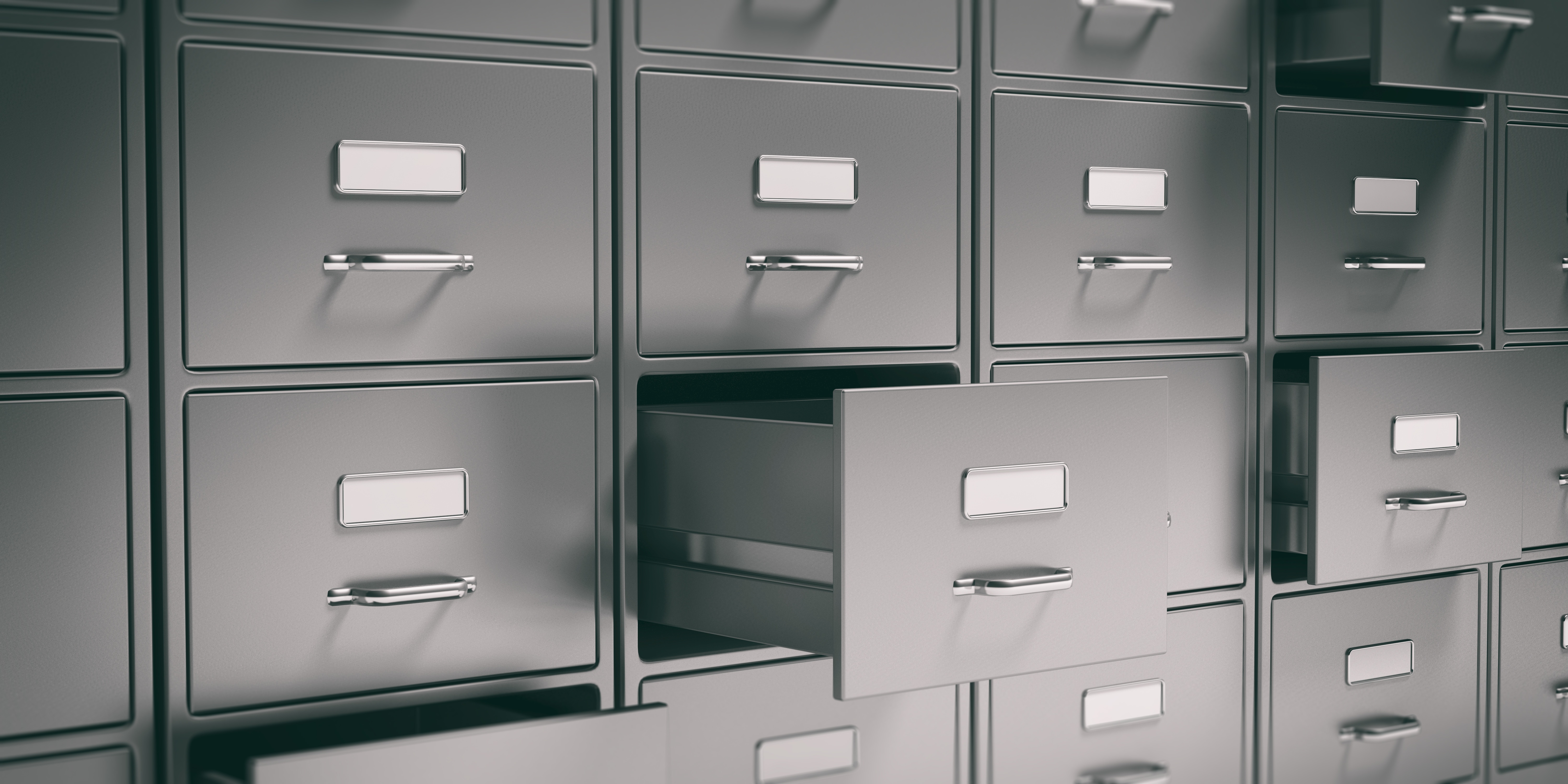 Protecting documents during an office move