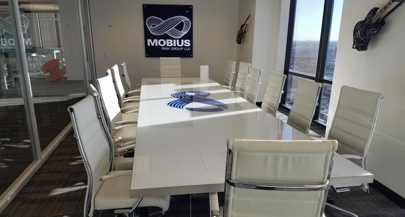 Office Moving Office Reconfiguration Houston Office Furniture - 14 person conference table