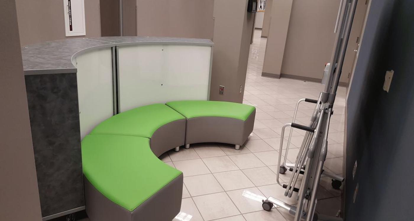 Educational Seating Install in Houston