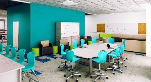School Furniture Installation in Houston